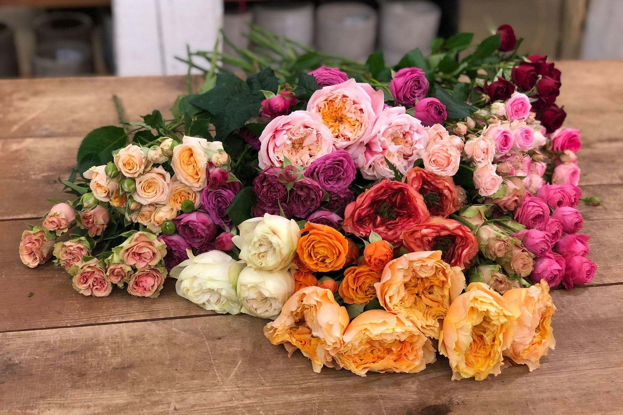 Comprar rosas para el día de los enamorados Madrid - ramos de flores - ramos de rosas en madrid