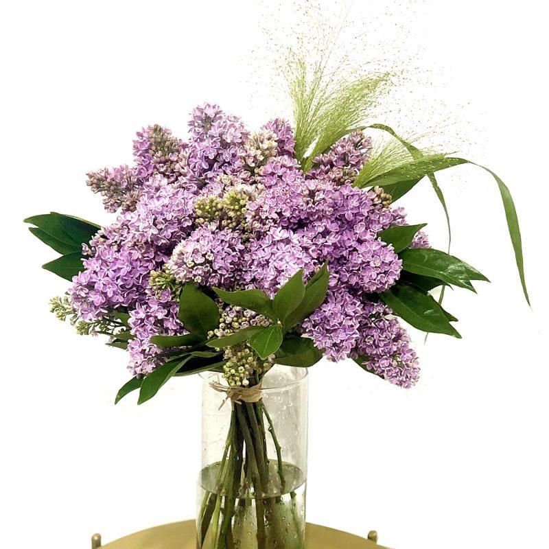 Ramo de lilas - Venta de flores online - Margarita se llama mi amor