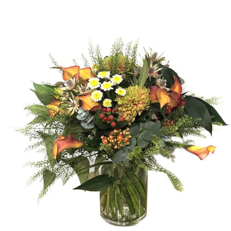 Ramo de flores CALOR