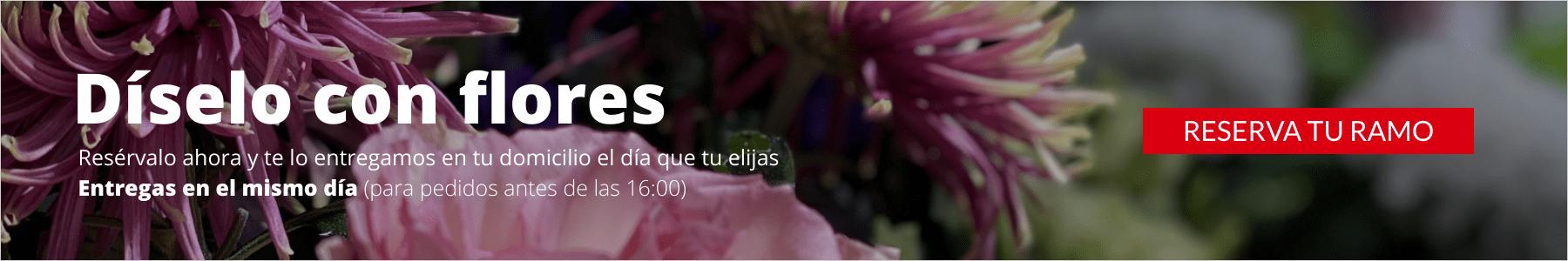Comprar flores en Madrid