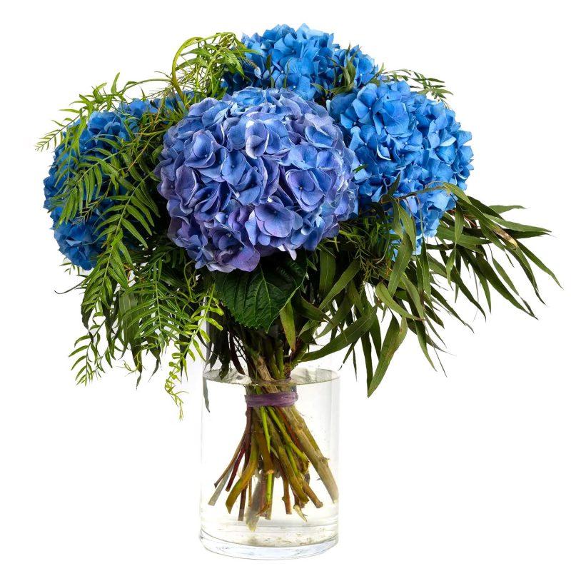 Ramo hortensias - Margarita se llama mi amor